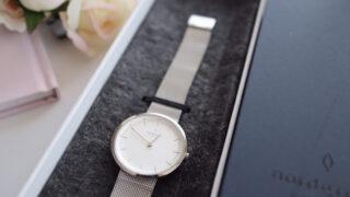 ノードグリーンの時計の箱