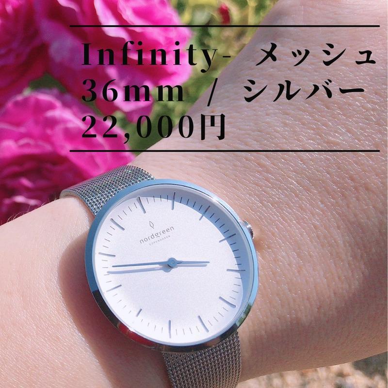 ノードグリーンの時計